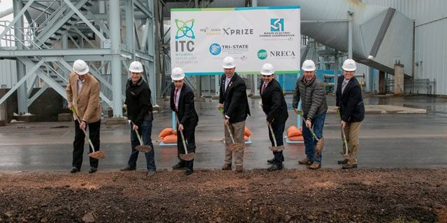 Integrated Test Center to be Built by Local Contractor